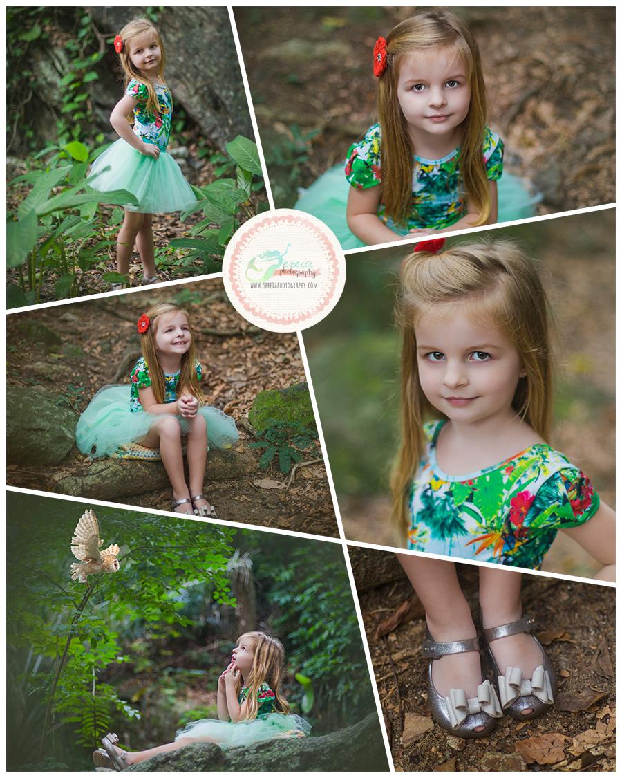 Jungle Photo Session