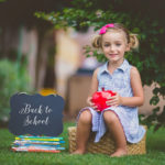 Back to School Photos - San Diego Child Photographer