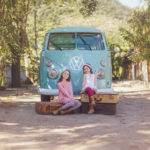 VW Bus Photo Session - San Diego Child Photographer