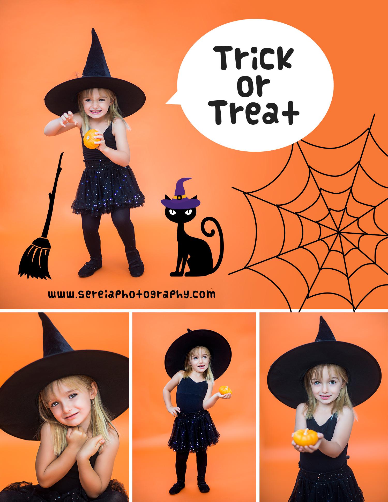 Halloween Mini Photo Session