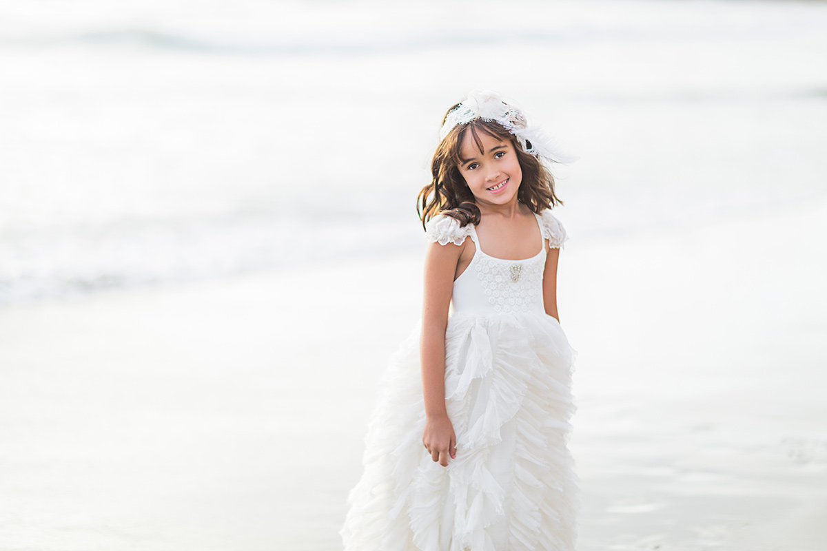 Styled Beach Photo Session San Diego