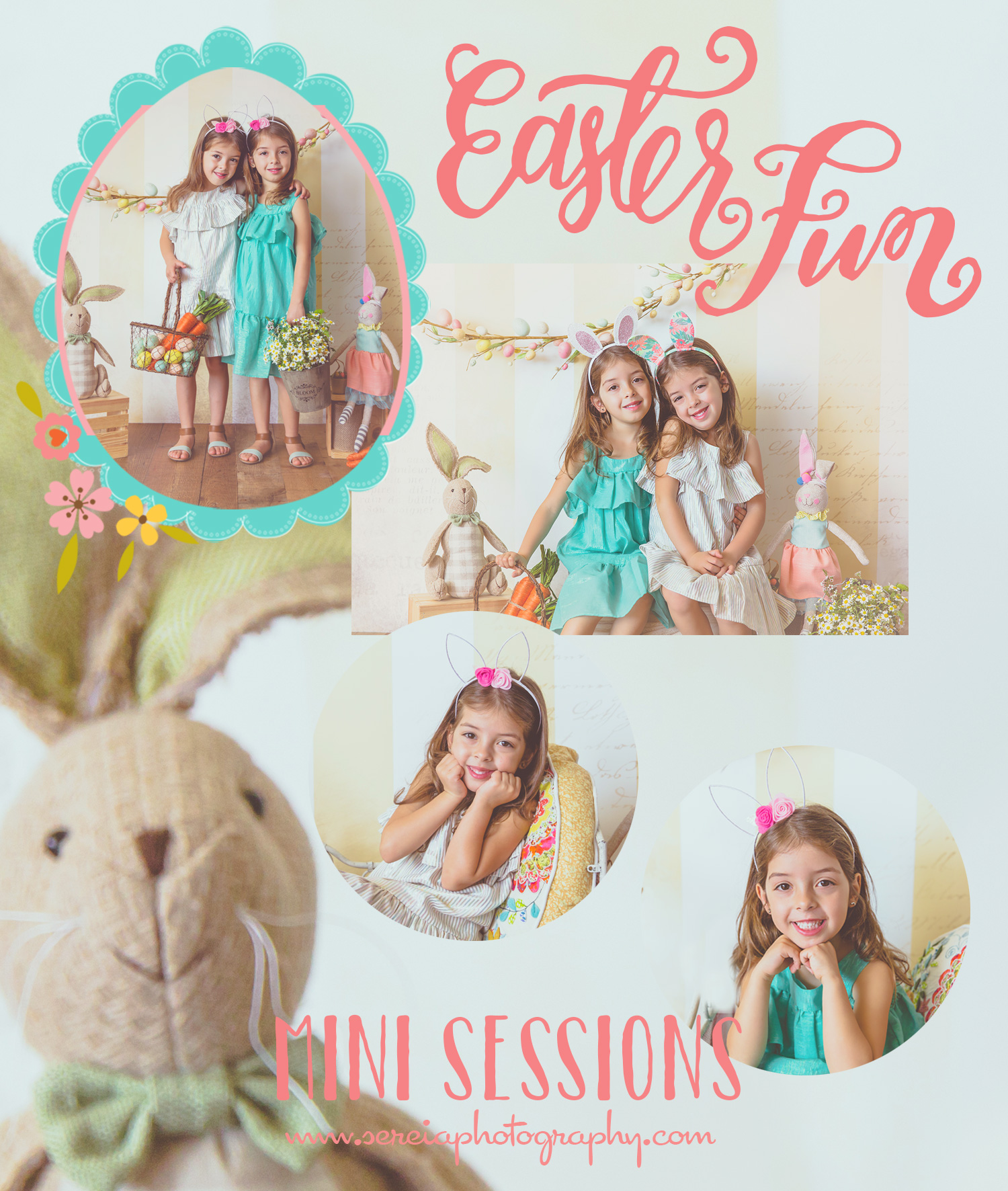 Easter Mini Photo Sessions