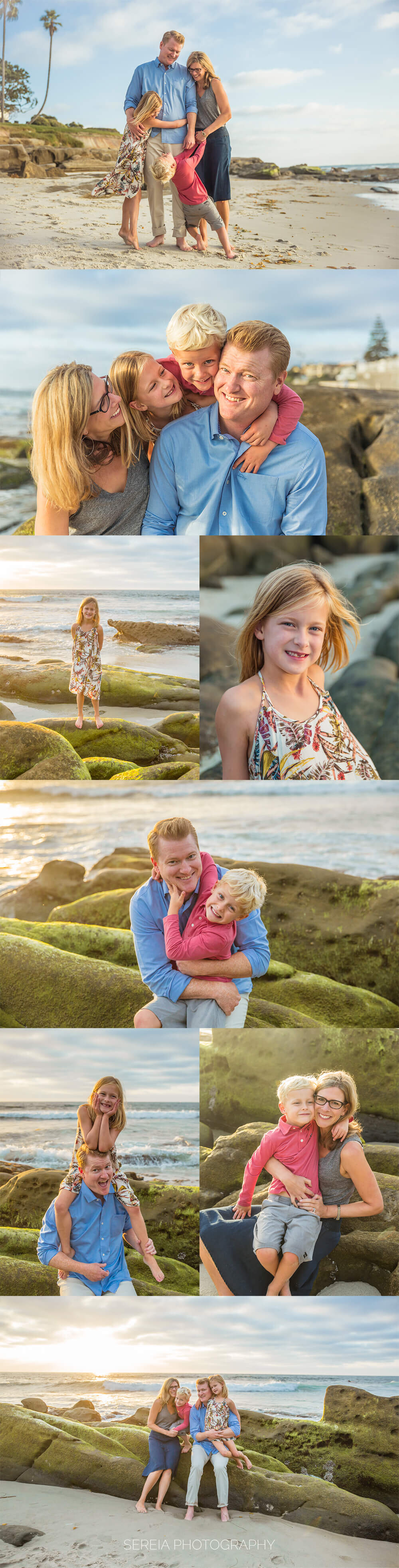 La Jolla Family Photography