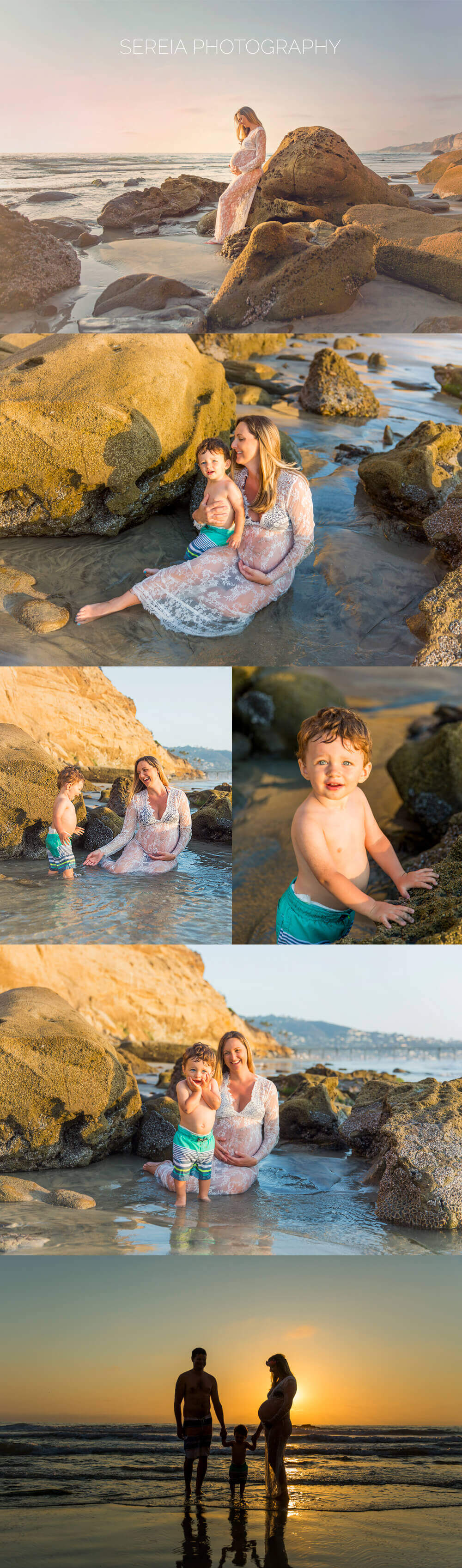 La Jolla Maternity Photos